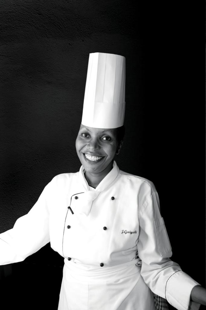 chef joyace
