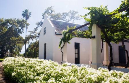 Manor House courtyard