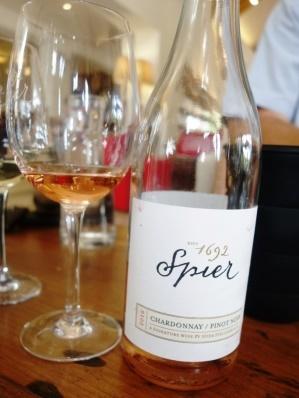 Spier wine tasting 1