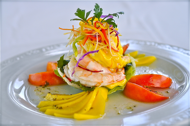 Champers Restaurant and Wine Bar is one of the amazing places to sample the seafood specialities of Barbados.