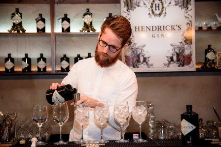 Ally Martin from Hendrick's offers a masterclass for those seeking the ultimate gin experience.