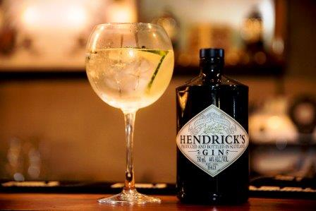 Combining the spirits from two different types of still, Hendricks creates a superbly smooth gin with a distinctive flavour and a delicate floral aroma.