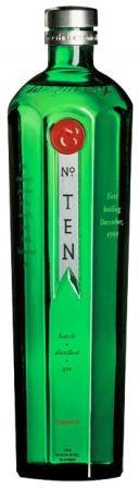 Gluckman's Tanqueray No Ten was launched in 2000 and has since earned widespread acclaim.