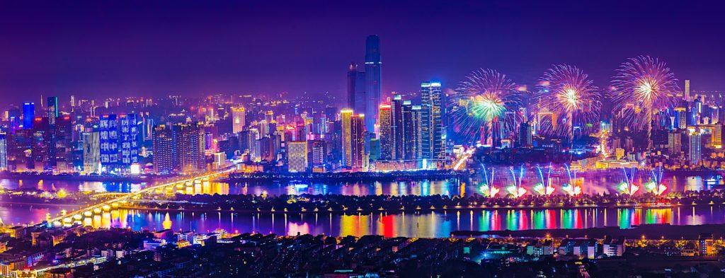 Changsha night