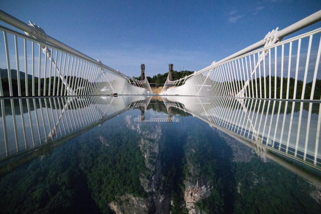 Zhangiajie Glass Bridge
