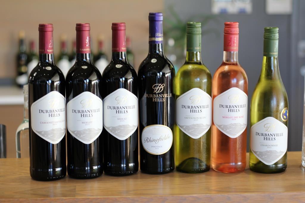 Wine tasting at Durbanville Hills | Swahili Coast Foodie